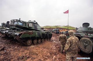 Η Τουρκία, η Αφρίν και η ρήξη των δεσμών με τη Δύση
