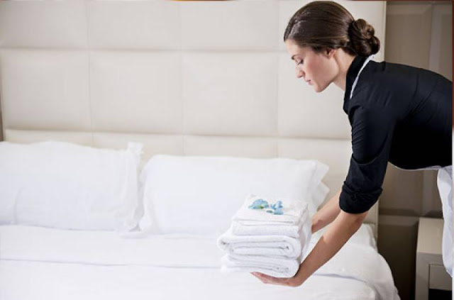 Ζητείται καμαριέρα σε ενοικιαζόμενα δωμάτια στο Τολό