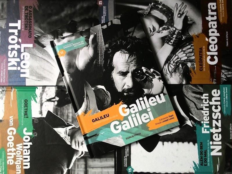 [GRANDES BIOGRAFIAS NO CINEMA #11] GALILEU - GALILEU GALILEI