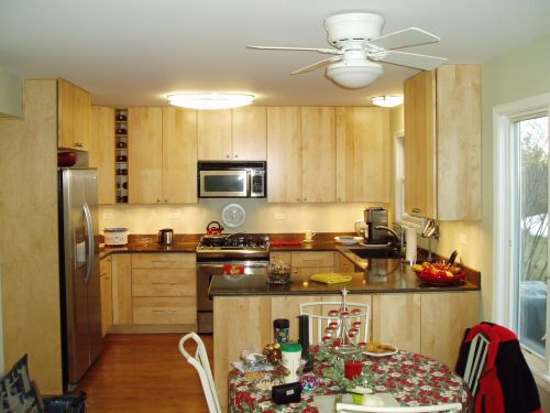 Cabinets For Kitchen: Light Brown Kitchen Cabinets Pictures