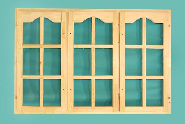 bộ khuôn cửa gỗ
