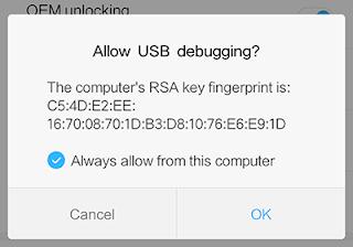 merupakan satu langkah penting yang mesti senantiasa ditangani oleh pengguna Android utamanya Cara Mengaktifkan USB Debugging Dan OEM Unlocking Xiaomi