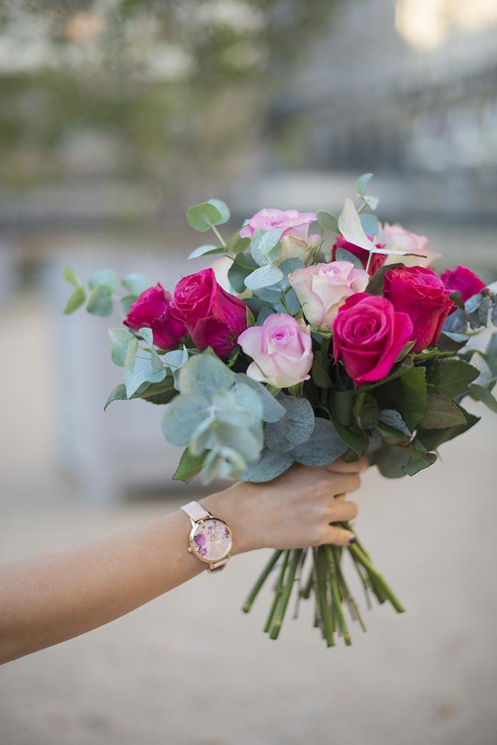 Le Jardin Des Fleurs X Octobre Rose Juliette Kitsch Blog Mode