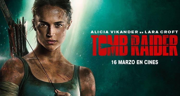 Critica de Tomb Raider (2018)