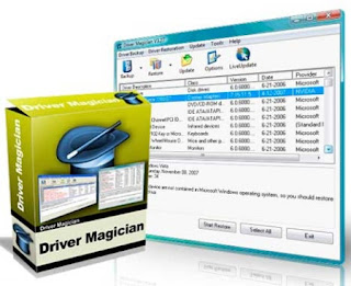 Driver Magician 4.81 Full Version