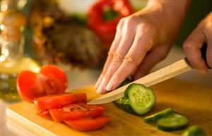 Tips For Vegetable Cutting | Palsuvai Thoranam
