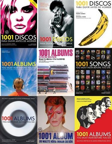 o livro 1001 discos para ouvir antes de morrer