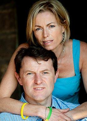 Madeleine McCann's Parents: The Real Royal Couple?