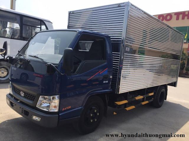 Hyundai iz49 thùng kín
