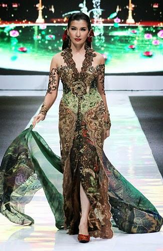 Foto Model Baju Kebaya Renda
