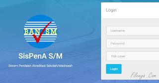 Panduan Pengunaan Aplikasi SisPenA S/M Untuk Sekolah