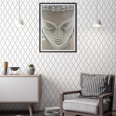 papel de pared moderno elegante y sofisticado