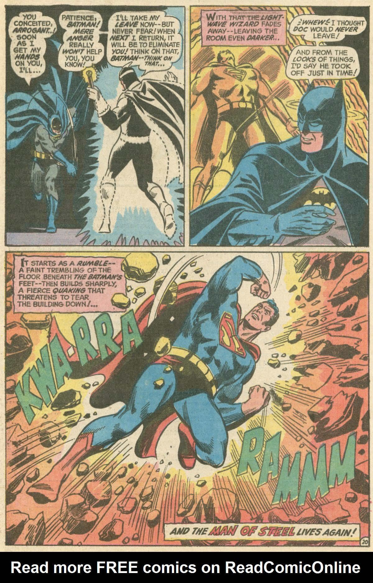 Read online World's Finest Comics comic -  Issue #207 - 28