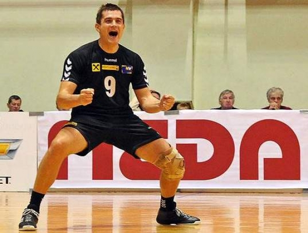 Volleyball-Vierte Liga: Gjoko Josifov beim CV Mitteldeutschland verpflichtet