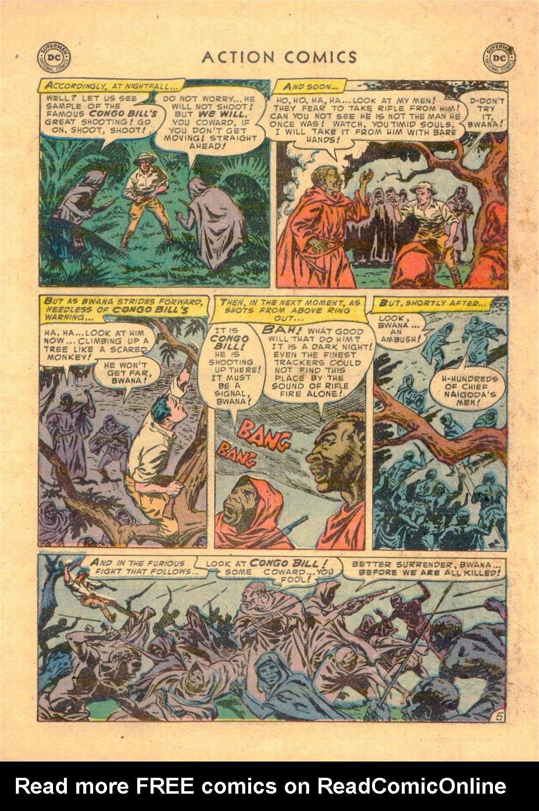 Action Comics (1938) 181 Page 19