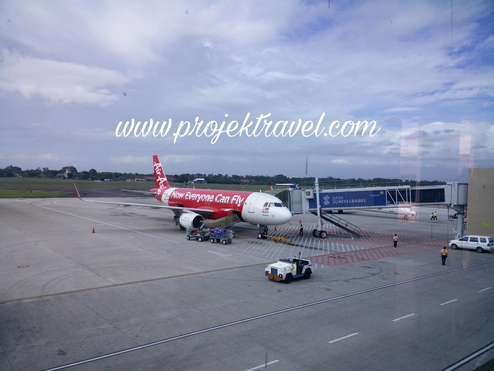 CARA-CARA UNTUK CHECK-IN DI KIOSK AIRASIA - Projek Travel