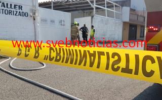 Aseguran bodega clandestina de combustible en colonia Astilleros de Veracruz
