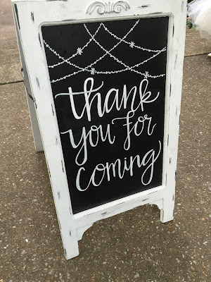 How to plan the perfect party to keep from losing your mind. Step-by-step guide to party planning. Party planning North Alabama. Wedding chalkboard signs