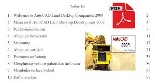 Download tutorial gratis manual LDD 2009