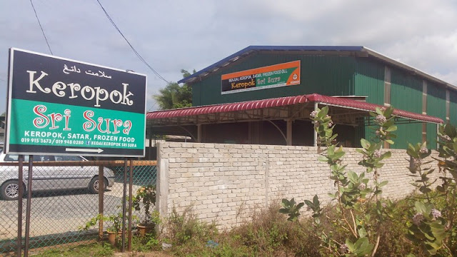 Keropok Sri Sura, Dungun, Terengganu