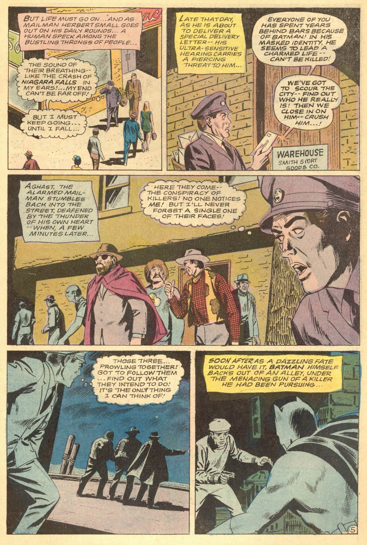 Detective Comics (1937) 385 Page 6