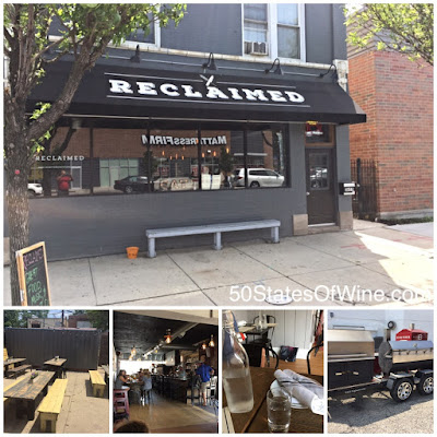 Restaurant Review: Reclaimed Bar and Restaurant, Chicago