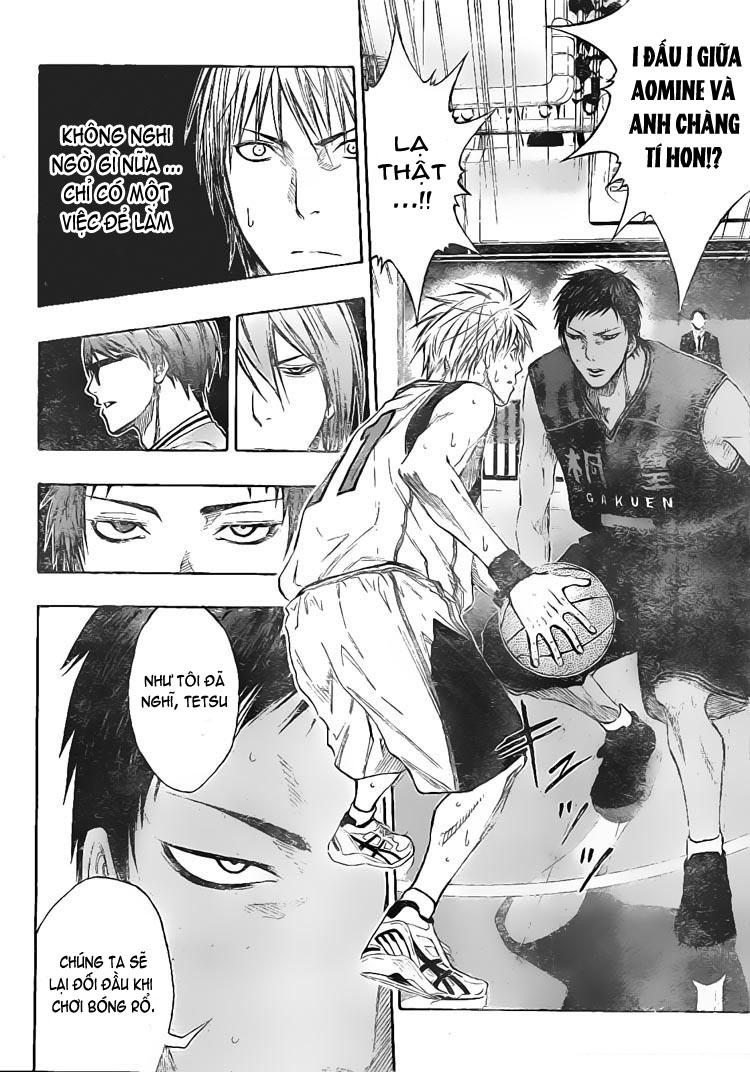 Kuroko No Basket chap 119 trang 10