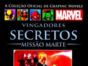 Lançamentos de fevereiro: Coleções Marvel de Graphic Novels Salvat