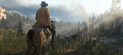 Red Dead Redemption 2 Pics