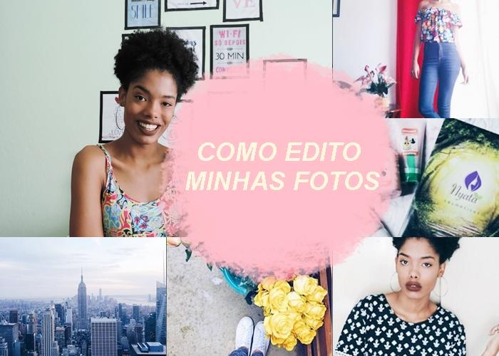 Vídeo: COMO EDITO MINHAS FOTOS - Dicas & Truques