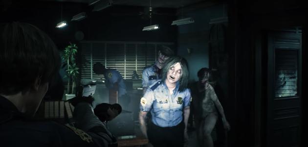 Resident Evil 2 se lanzará el 25 de enero