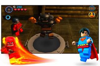 LEGO Batman DC Super Heroes mod rexdl, revdl