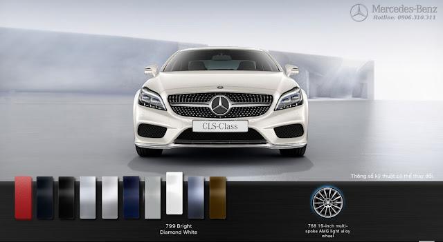 Mercedes CLS 400 2018
