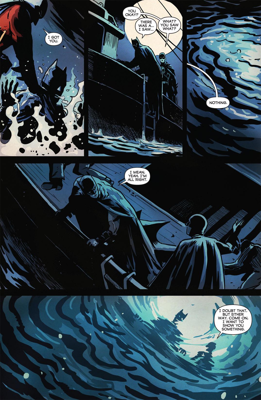 Detective Comics (1937) 874 Page 17