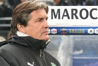 """وفاة """"هنري ميشيل"""" لاعب فرنسا ومدرب المنتخب المغربي السابق"""