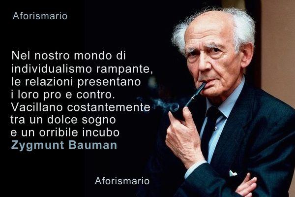 Aforismario Aforismi Frasi E Citazioni Di Zygmunt Bauman