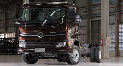 Delivery: caminhão leve mais vendido do país e destaque também entre os semileves