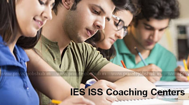 IES ISS Coaching Centers