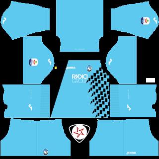 Atalanta BC 2018 - 2019 GK Third Kit