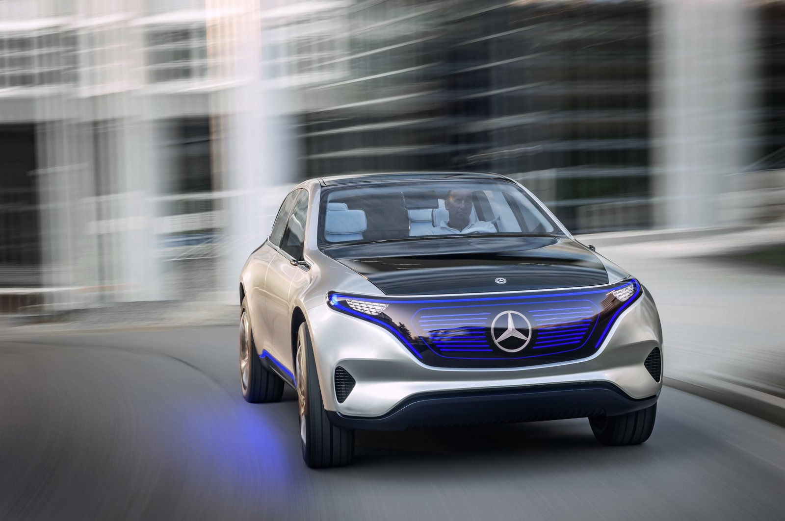 Daimler And BAIC To Make Electric Vehicles In China