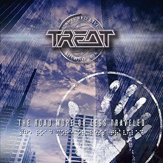"""Το βίντεο με την live απόδοση του τραγουδιού των Treat """"Papertiger"""" από το album """"The Road More or Less Traveled"""""""