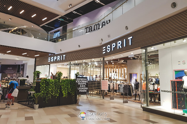 ESPRIT @ MyTOWN Shopping Centre