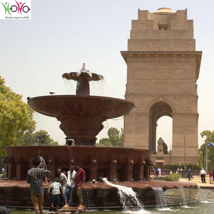 india gate