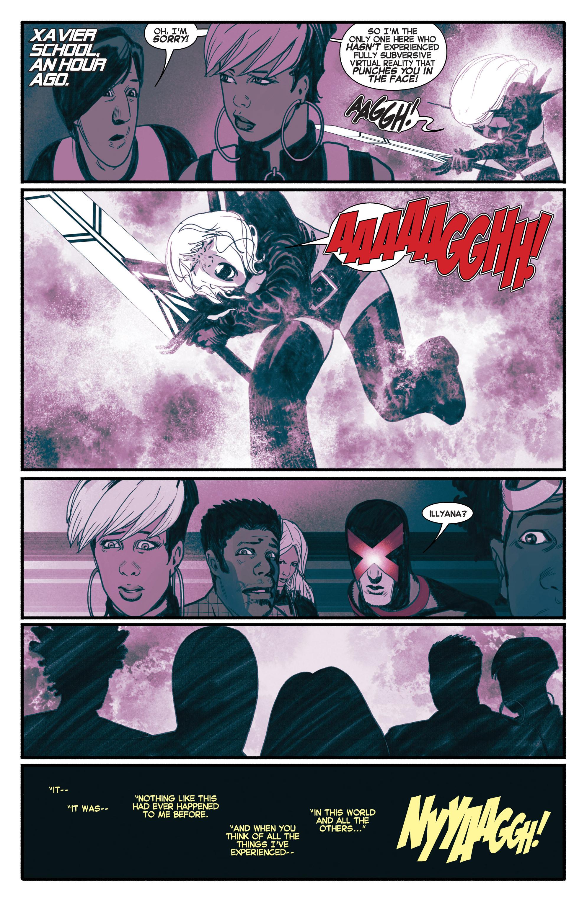 Read online Uncanny X-Men (2013) comic -  Issue # _TPB 1 - Revolution - 89