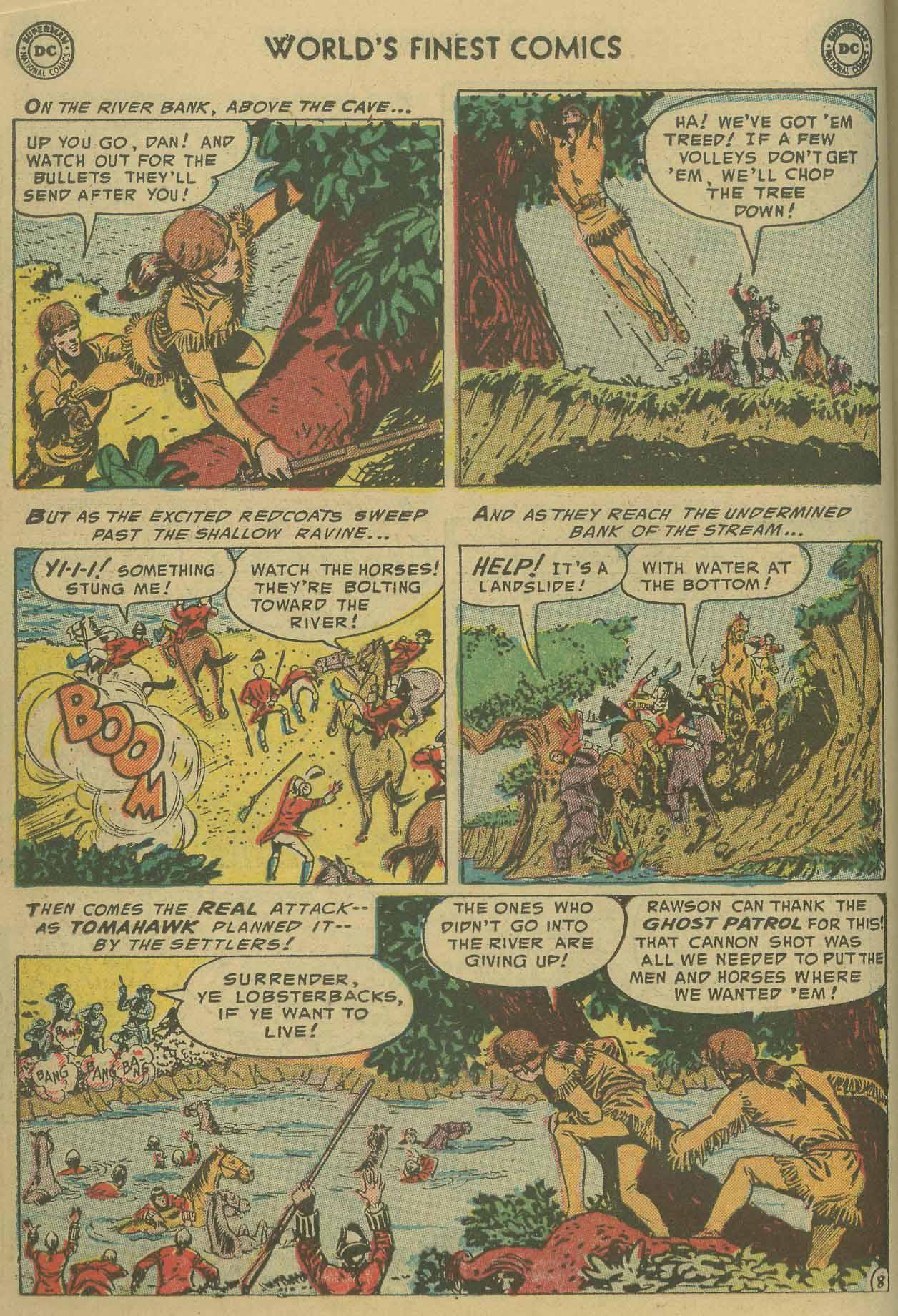 Read online World's Finest Comics comic -  Issue #69 - 24