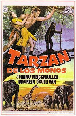 Tarzán de los monos (1932) Descargar y ver Online Gratis