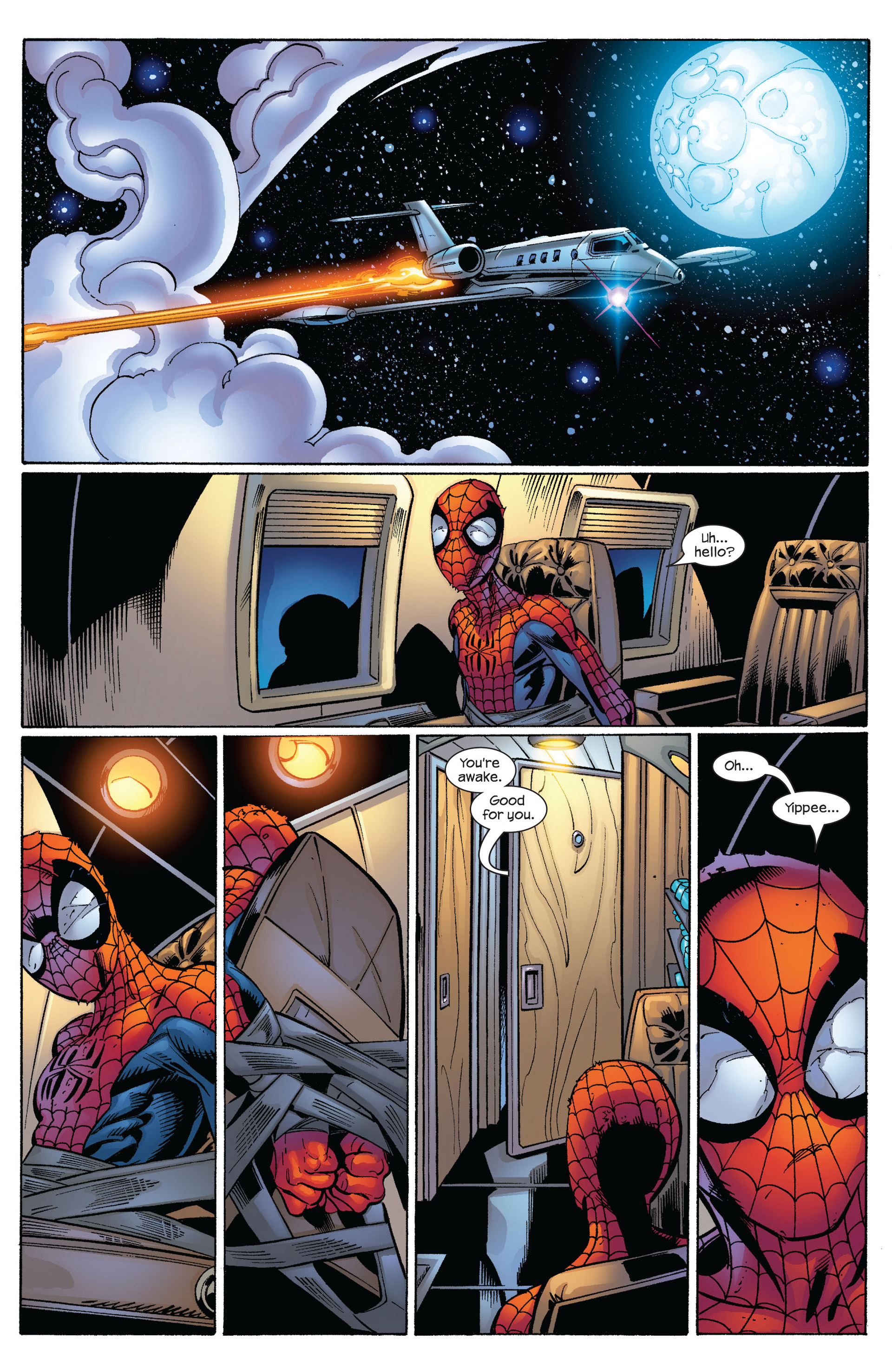 Read online Ultimate Spider-Man (2000) comic -  Issue #57 - 3