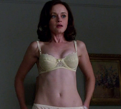 Gilmore girls rory naked does
