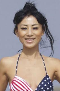 باي لينغ (Bai Ling)، ممثلة صينية الأصل أمريكية الجنسية