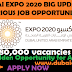 LATEST JOBS IN DUBAI EXPO 2020 UNITED ARAB EMIRATES